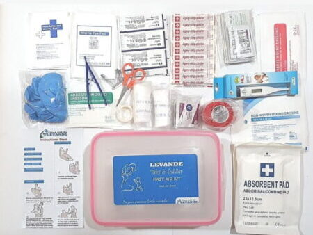 Levande Baby & Toddler First Aid Kit