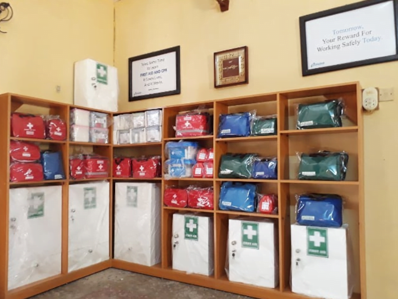 Levande First Aid Boxes and Kits