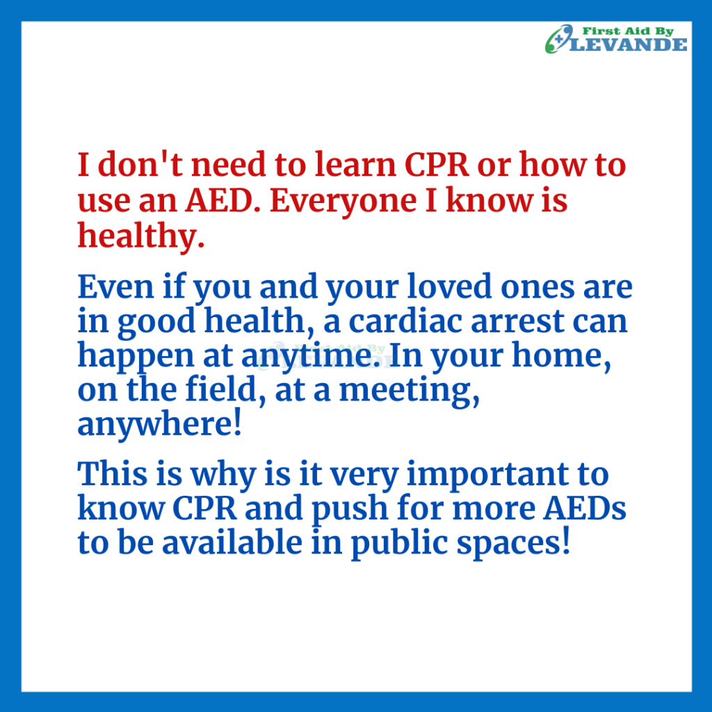 What you should know about cardiac arrest