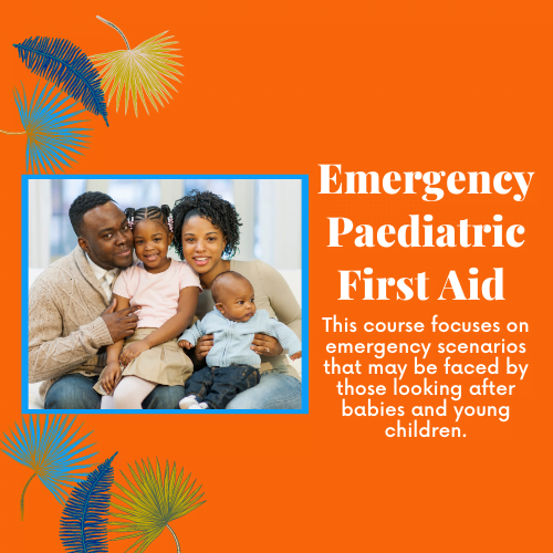 Emergency Paediatric First Aid Course